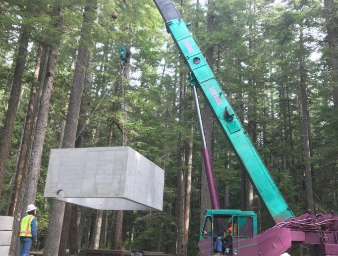 Mount Rainier Lift Stations - National Park Service