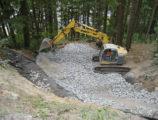 Twin Lakes Slide Repair Naval Radio Station Jim Creek Arlington WA