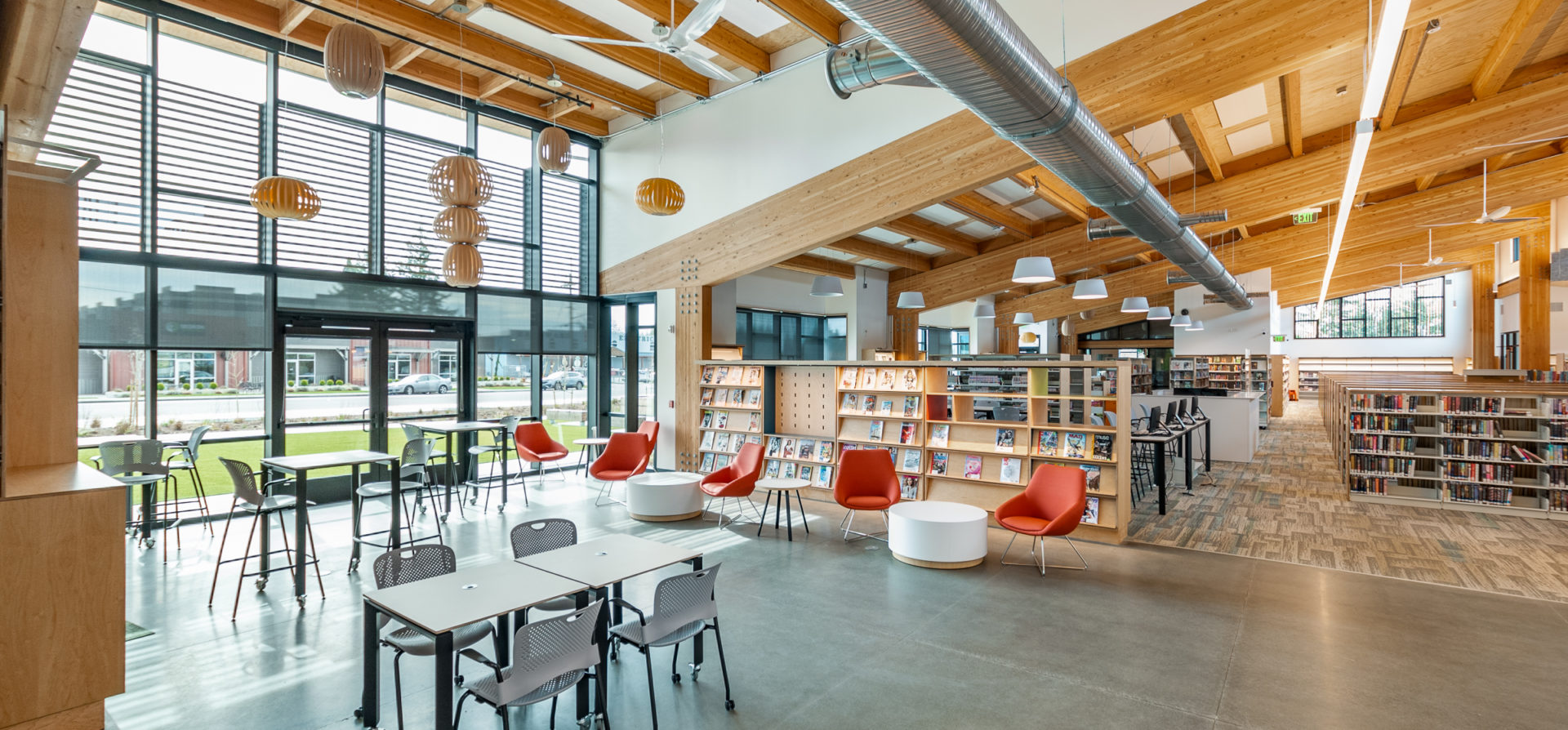 Sedro-Woolley Public Library