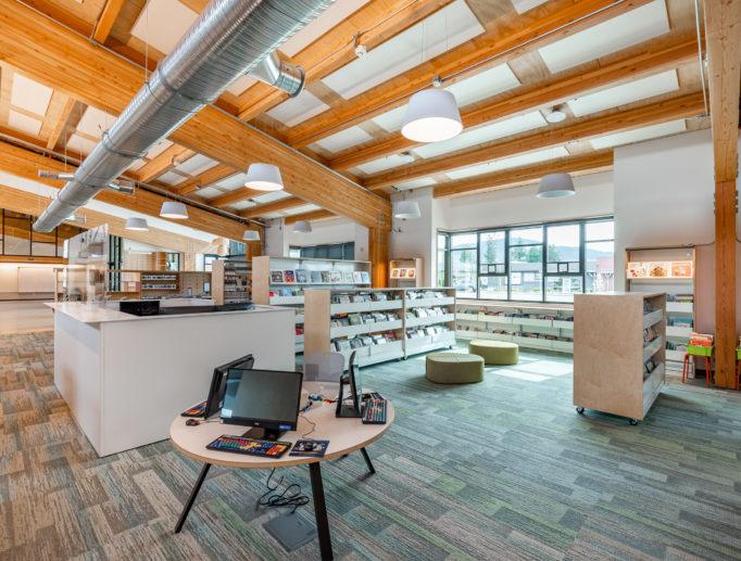Sedro-Woolley Public Library Washington