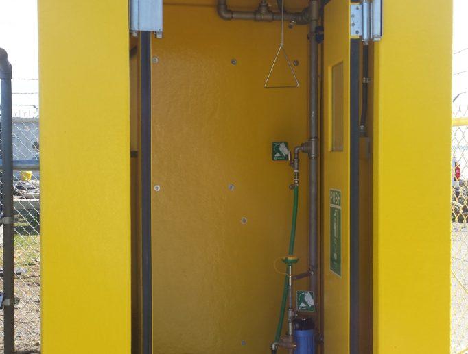 Eyewash Station NAS Whidbey Island