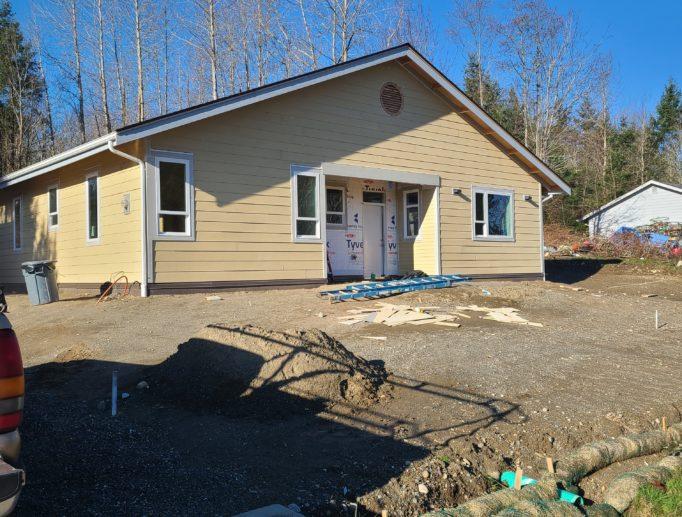Tallawhalt Housing Project Phase 3 Swinomish Housing Authority