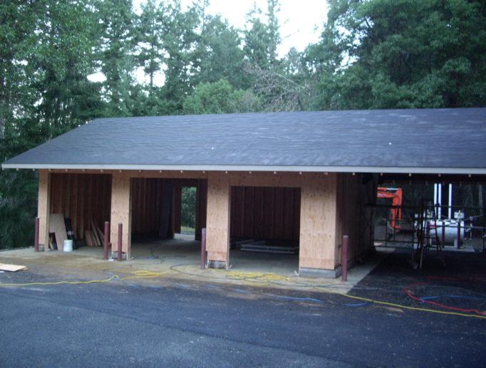 San Juan Island Maintenance Building