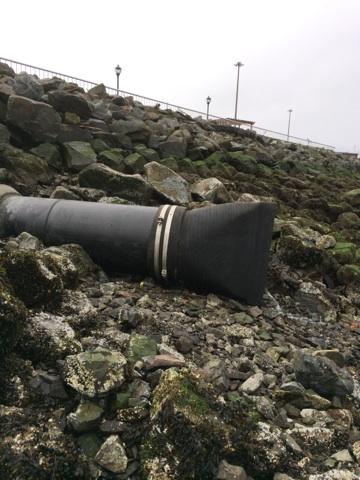 Outfall Repair at Naval Station Everett