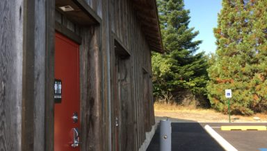 Coupeville Community Restrooms in the Town of Coupeville