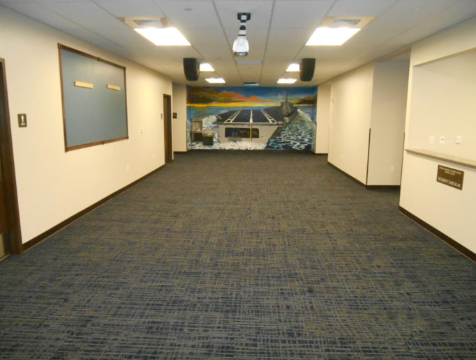 Restore Building Systems Aviation Survival Training Facilities at NAS Whidbey Island